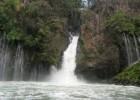 Cascada de la Tzaráracua Michoacán