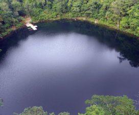 Cenote Azul Miguel Colorado Champotón Campeche
