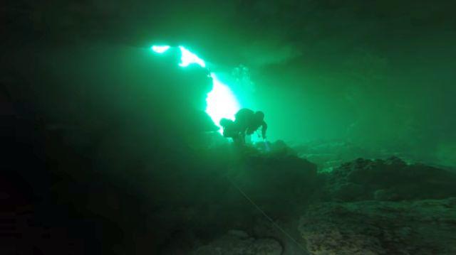 Cenote Cervera Dzilam de Bravo Yucatán