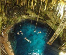 Cenote Chansinic'Che Cuzamá Yucatán