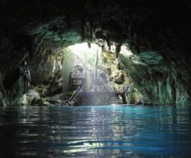 Cenote Chelentún Cuzamá Yucatán