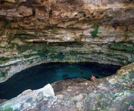 Cenote Chihuo-Hol Mucuyché Abalá Yucatán