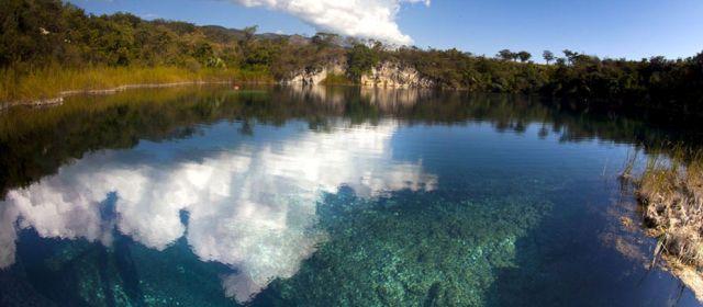 Cenote Chukumaltik Comitán Chiapas