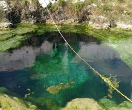 Cenote de Mitza Mérida Yucatán