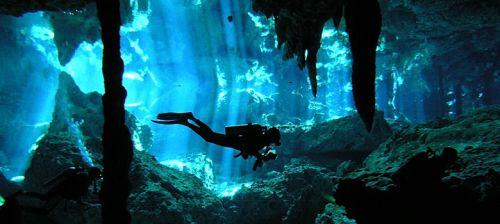 Cenote Dos Ojos Tulum
