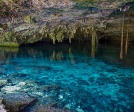 Cenote Dos Ojos Tulum Quintana Roo