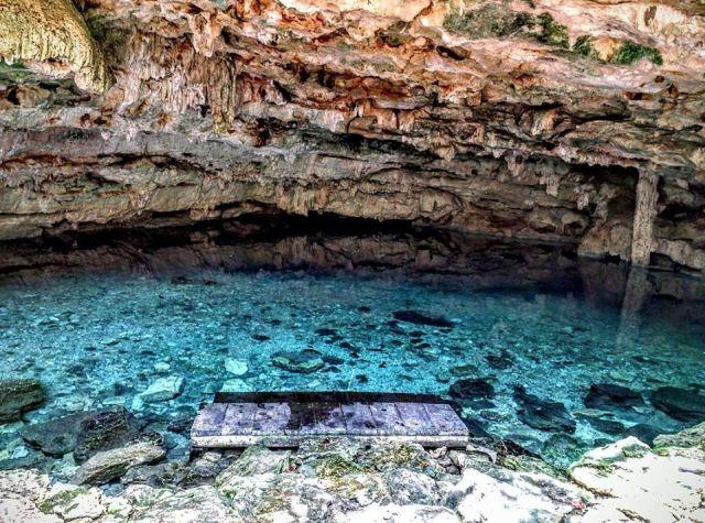 Cenote Dzonbacal Umán Yucatán