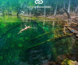 Cenote Escondido Tulum Quintana Roo