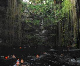 Cenote Kaipech Cenotillo Yucatán