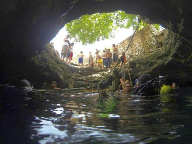 Cenote Kambul Noc Ac Mérida Yucatán