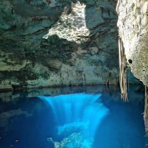 Cenote Nah Yah Tecoh Yucatán