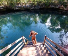 Cenote Popol Vuh Puerto Morelos Quintana Roo