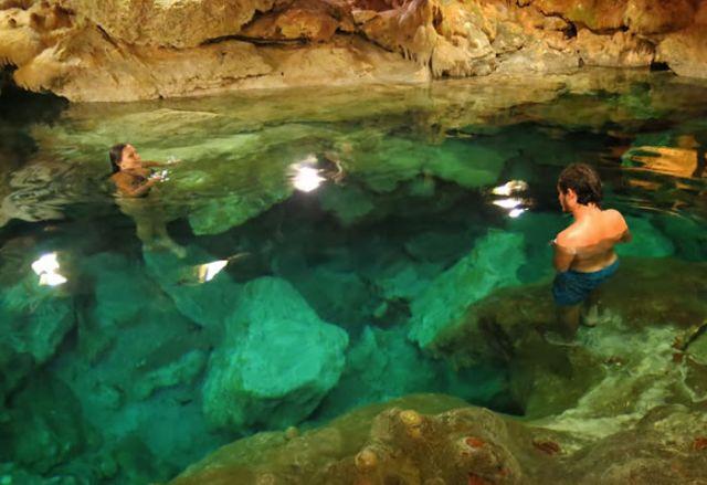 Cenote San Ignacio Chocholá Yucatán