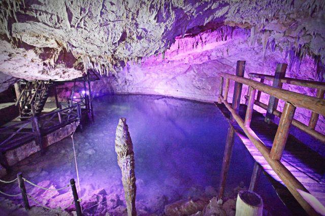 Cenote Santa Rosa Homún Yucatán