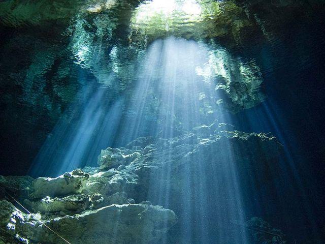 Cenote Tajma Ha Puerto Aventuras Quintana Roo