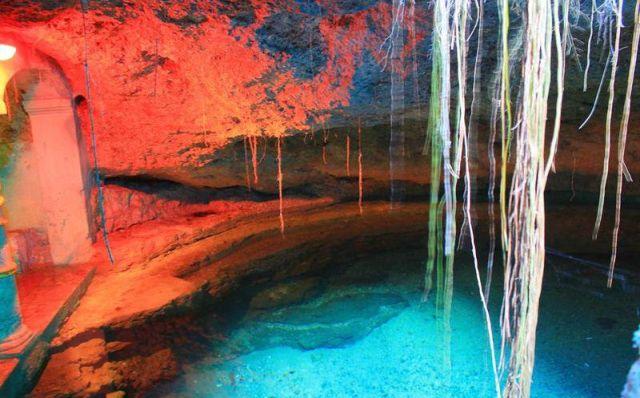 Cenote Tívoli Mérida Yucatán