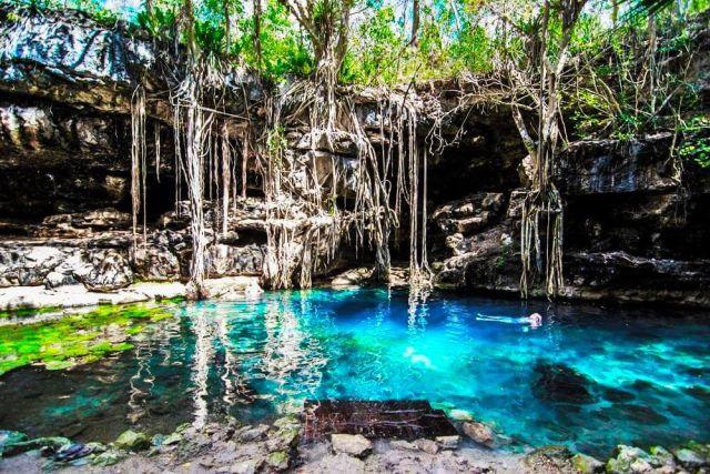 Cenote X'batun Umán Yucatán