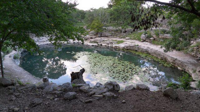 Cenote Xlacah Dzibilchaltún Yucatán