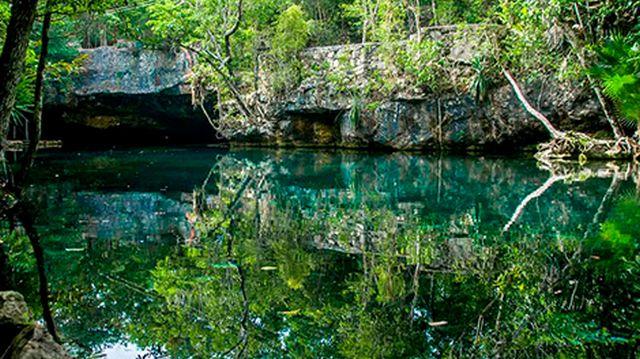 Cenote X'tabay Puerto Aventuras Quintana Roo