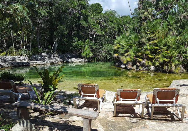 Cenote Yax-Kin Rivera Maya Quintana Roo