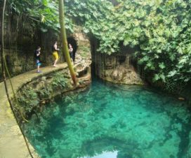 Cenotes Hacienda Mucuyché Yucatán