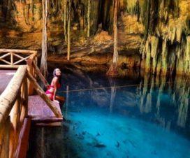 Cenotes & Restaurant Santa Bárbara Homún Yucatán