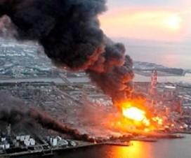 Video Central Nuclear de Fukushima Japón