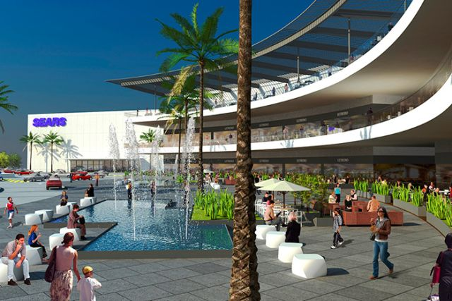 Centro Comercial Parque Puebla
