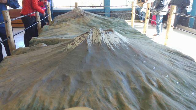 Centro de Educación y Cultura Ambiental Parque Nacional Izta Popo