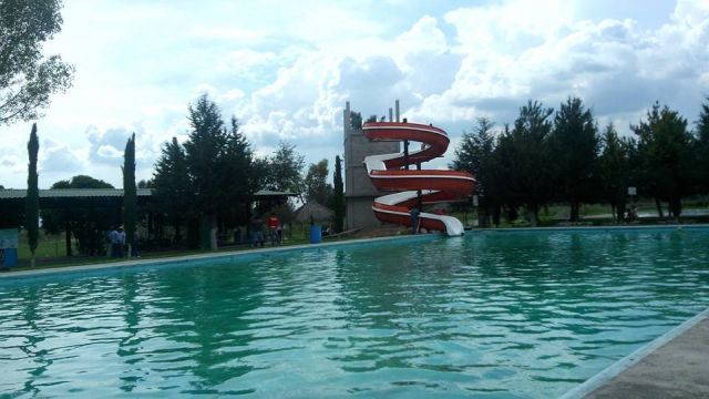 Centro Ecoturístico La Redonda Los Reyes Acozac