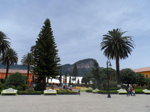 Cerro Cabezón Tlatlauquitepec Puebla