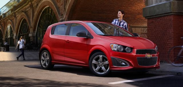 Chevrolet presenta Sonic Interventions