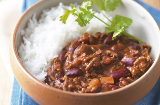 El Clásico Chilli con Carne a la Mexicana