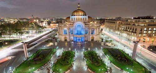 Ciudad de México La Ciudad de los Palacios Bellas Artes