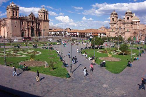 Ciudad del Cuzco Perú