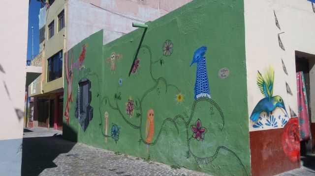 Ciudad Mural Barrio de Xanenetla