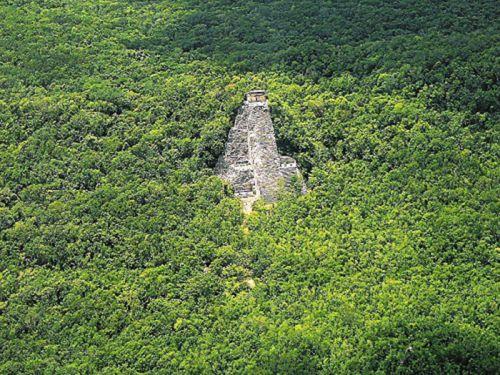Cobá Zona Arqueológica