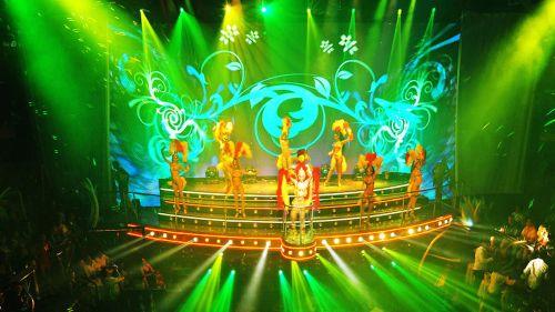 Coco Bongo Cancún Show