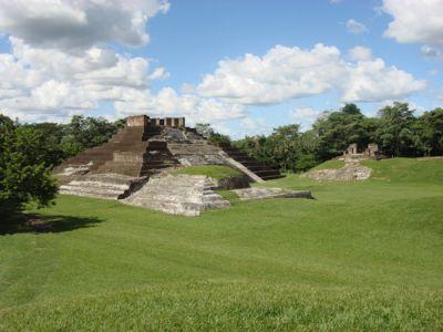 Zona Arqueológica Comalcalco Tabasco