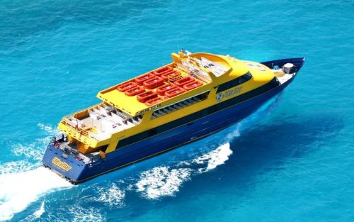 ¿Cómo llegar a Isla Cozumel?