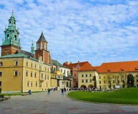 Cracovia, visitando el viejo continente