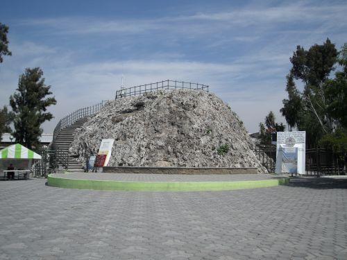 El Volcán Cuexcomate Puebla