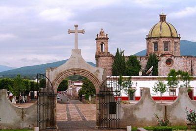 Cuitzeo Michoacán