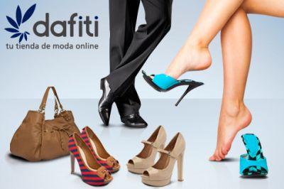 Cupones de descuento Dafiti México tu tienda de moda online