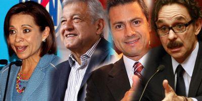 El debate presidencial México 2012 en vivo