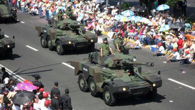 Desfile 5 de Mayo Puebla 2009