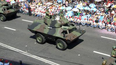 Desfile del 5 de mayo Puebla 2012
