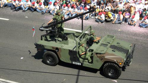 Desfile del 5 de Mayo Puebla 2011