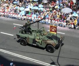 Desfile del 5 de Mayo Puebla 2016