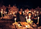 Fiestas de Día de Muertos en Pátzcuaro Michoacán 2013